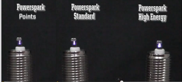 Powerspark electronic ignition High Energy