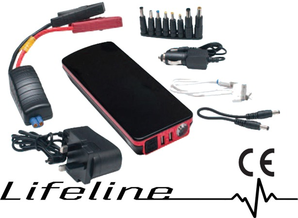 Lifeline Powerbank jump Starter