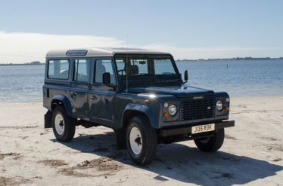 Powerspark Land Rover 110 V8