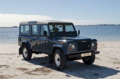 Powerspark Land Rover 110 V8