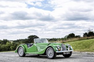 Powerspark Morgan V8