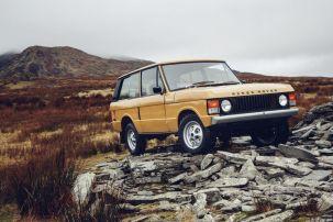 Powerspark Range Rover V8