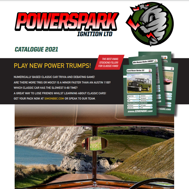 Powerspark Online Catalogue